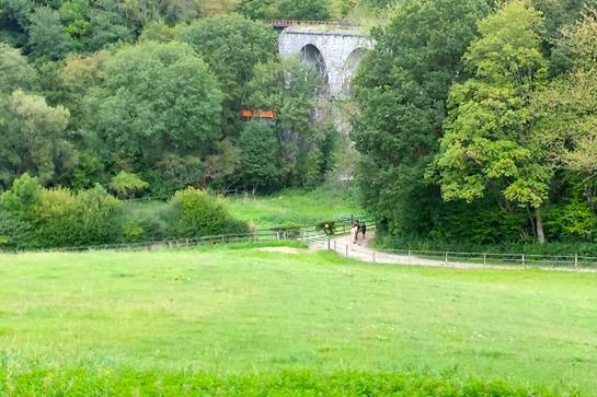 Sternrouten Roetgen altes Viadukt kornelimuenster