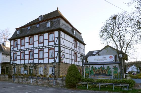 Bild vom Alten Jägerhaus Mulartshütte