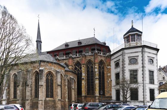 Image Propsteikirche Kornelimünster